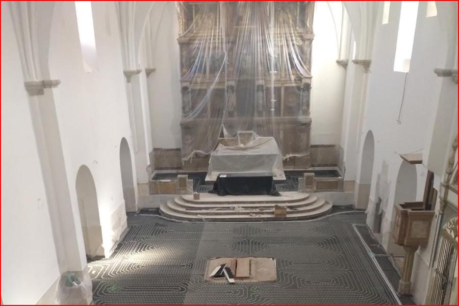 Empresa reformas y rehabilitaciones edificios publicos en Toledo